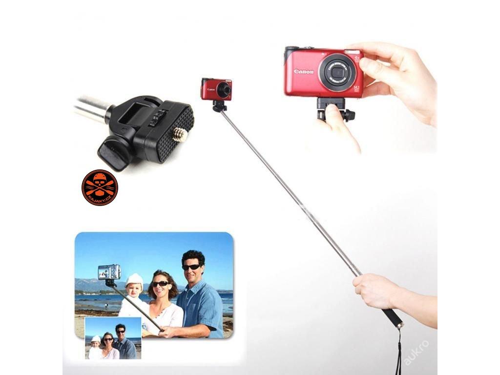 Selfie Stick - drzak na mobil tyc pro SJCAM