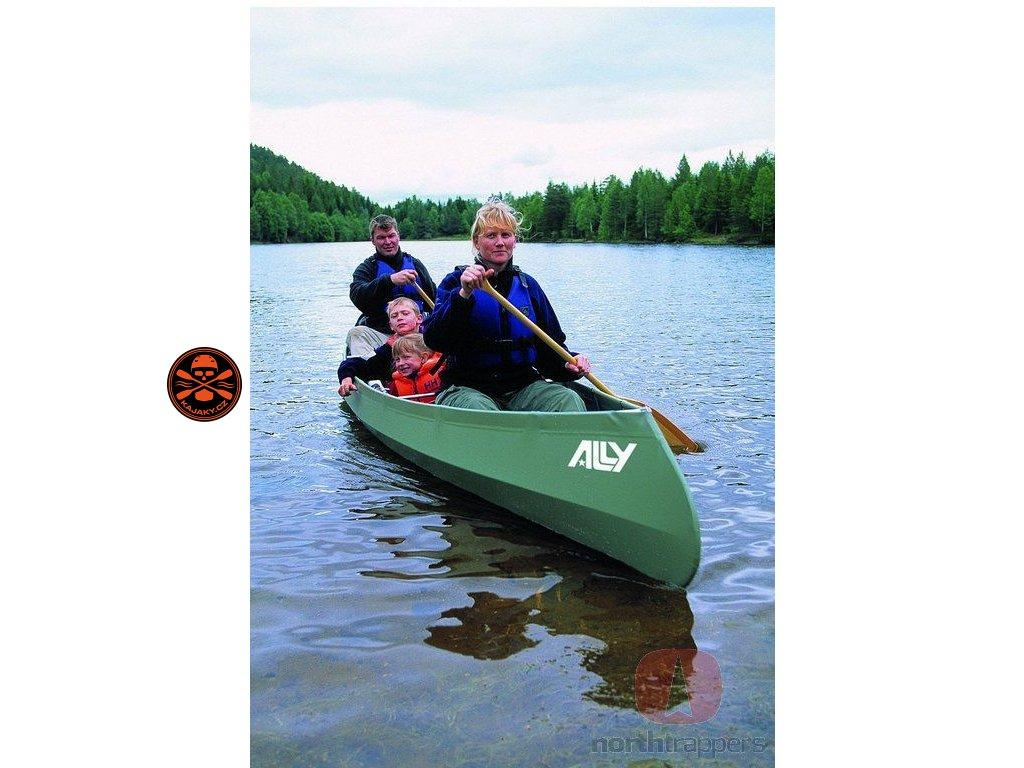 Skládací kanoe Bergans ALLY 16,5 - ZDARMA doprava