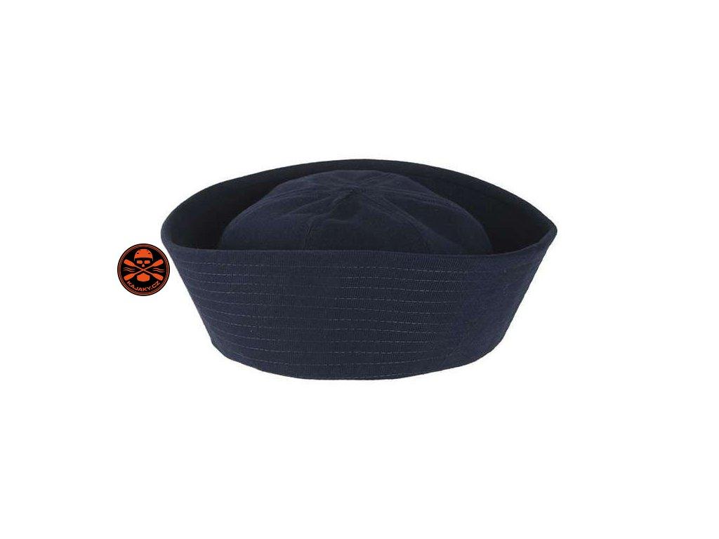 Námořnická čepice SAILOR US NAVY Plavčík modrá