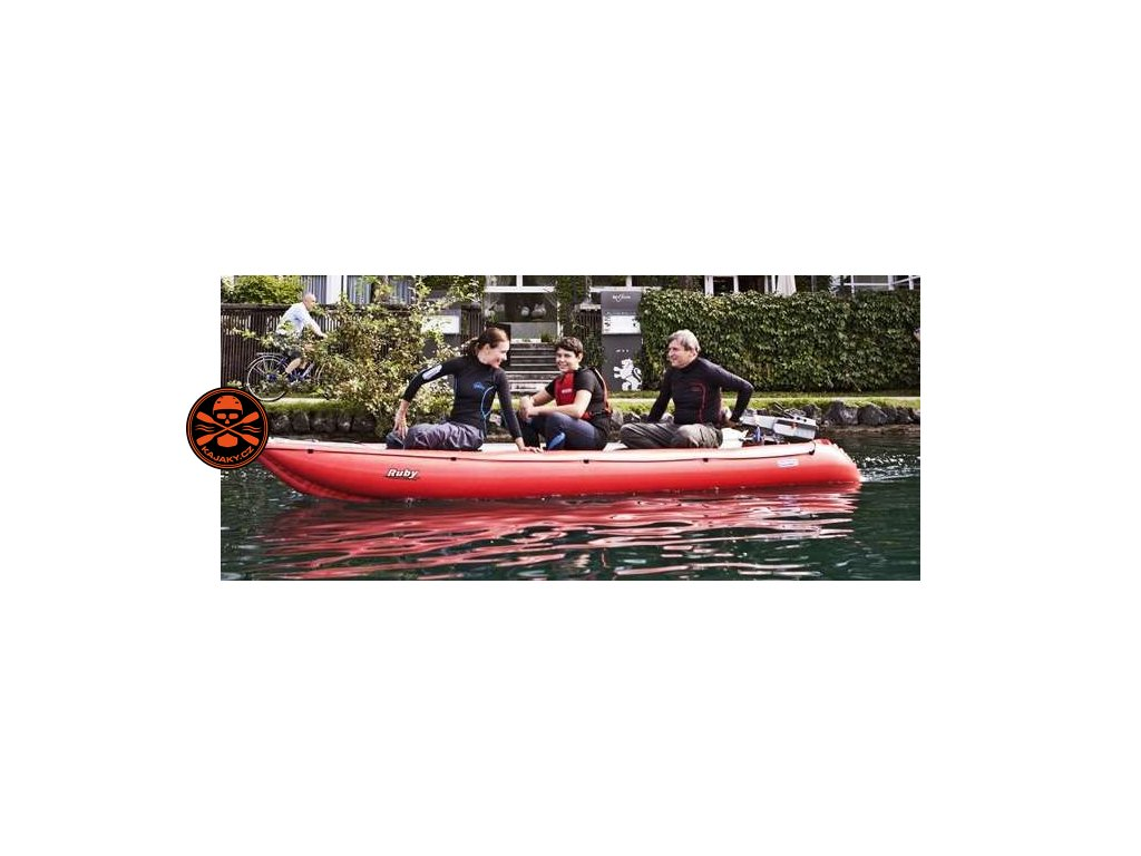 Nafukovací kanoe Gumotex RUBY