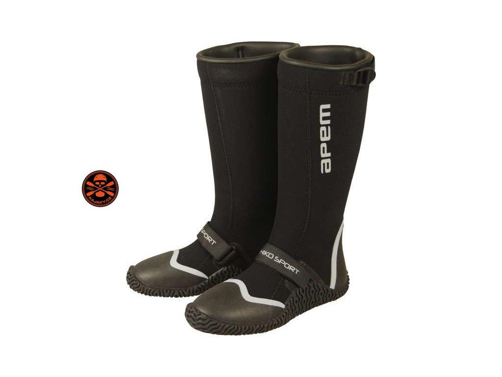 Neoprenové boty Hiko WADE velikost 9