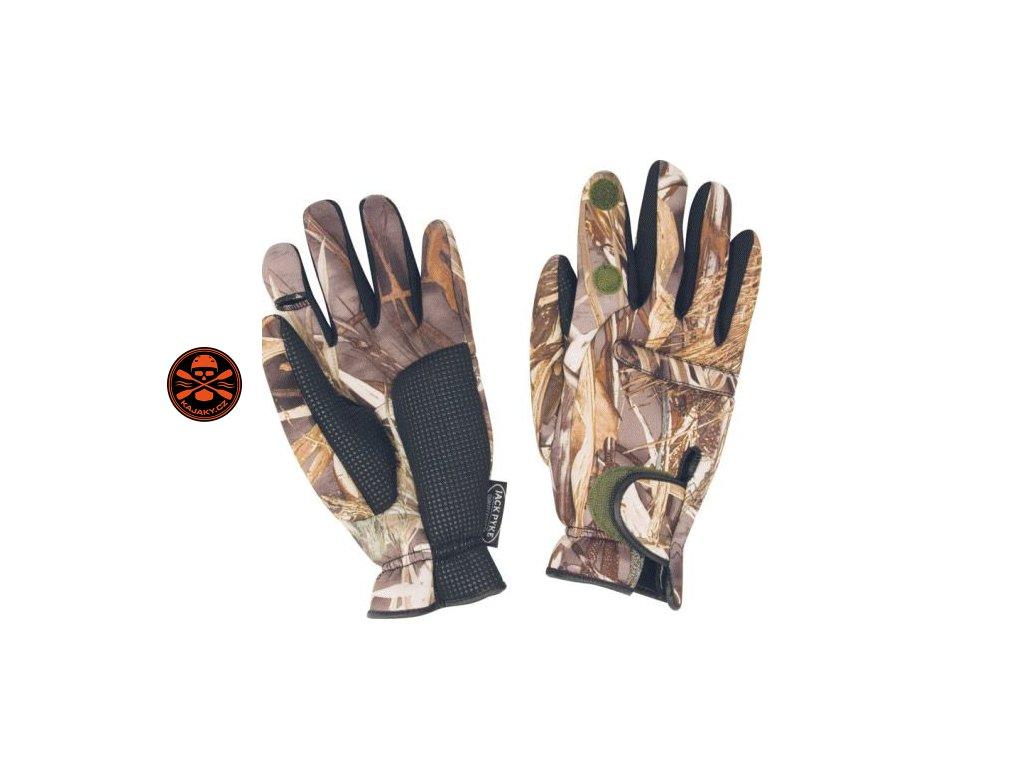 Neoprenové rukavice Jack Pyke vel.: L