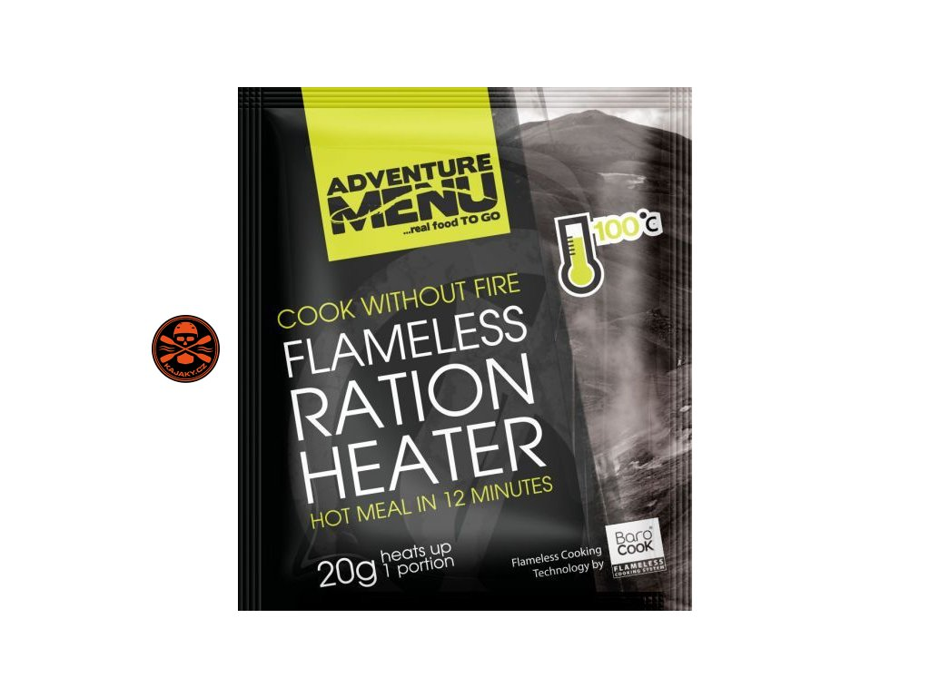 Samoohřevný sáček Adventuremenu 20g