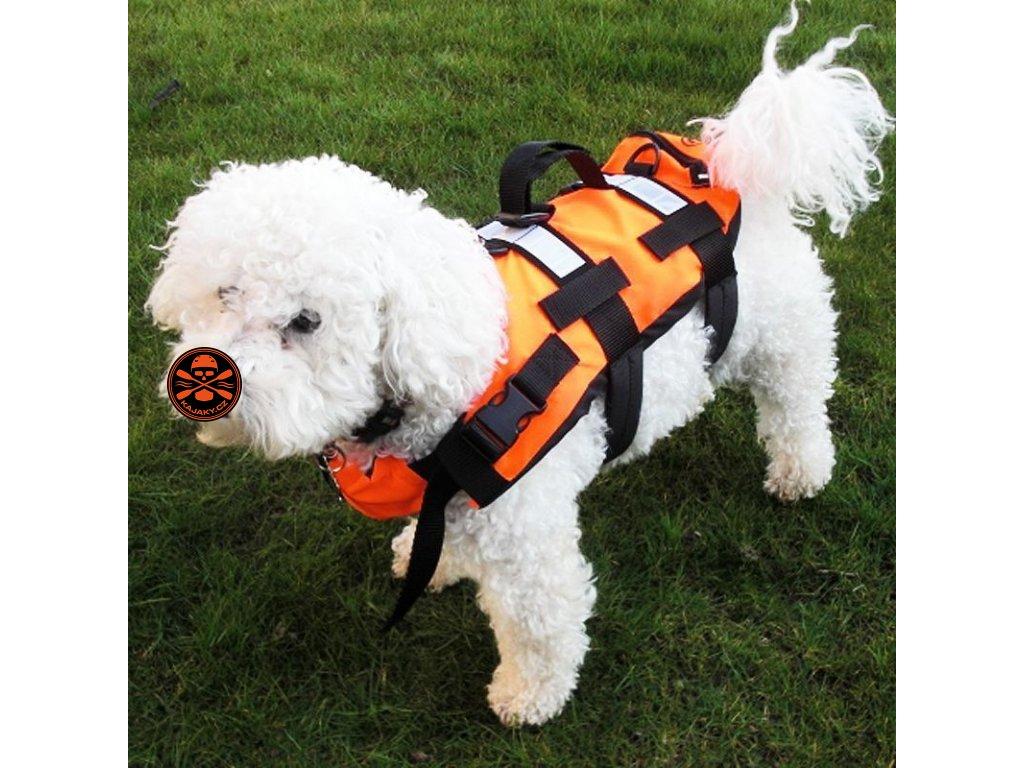Plovací vesta pro psa Riber