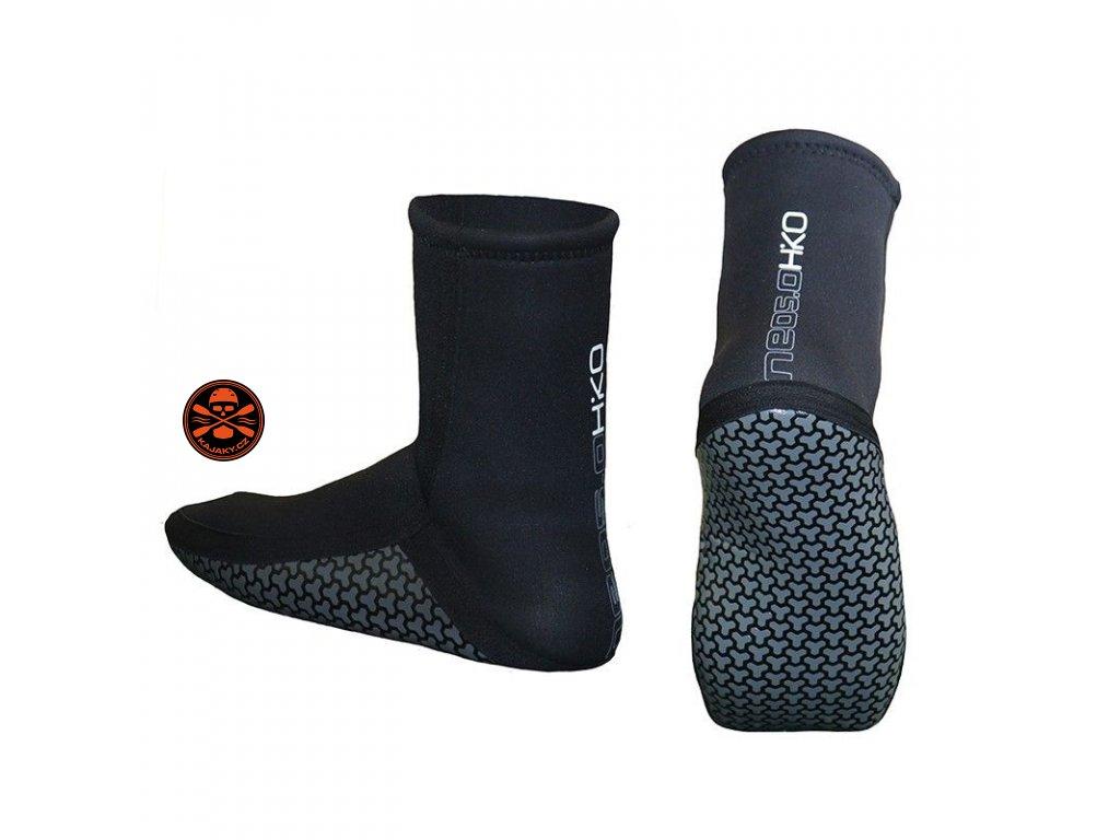 Neoprenové ponožky Hiko 5mm PU