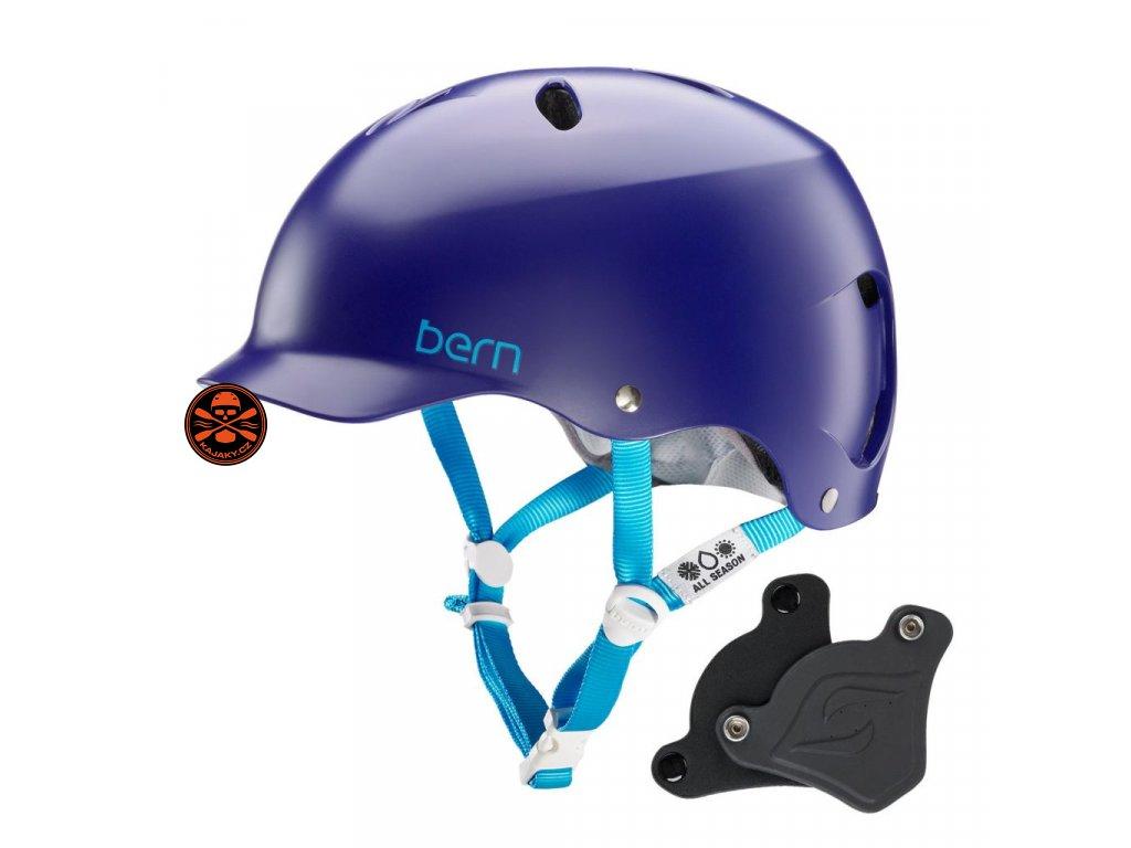 Helma Bern LENOX H20 satin midnight blue