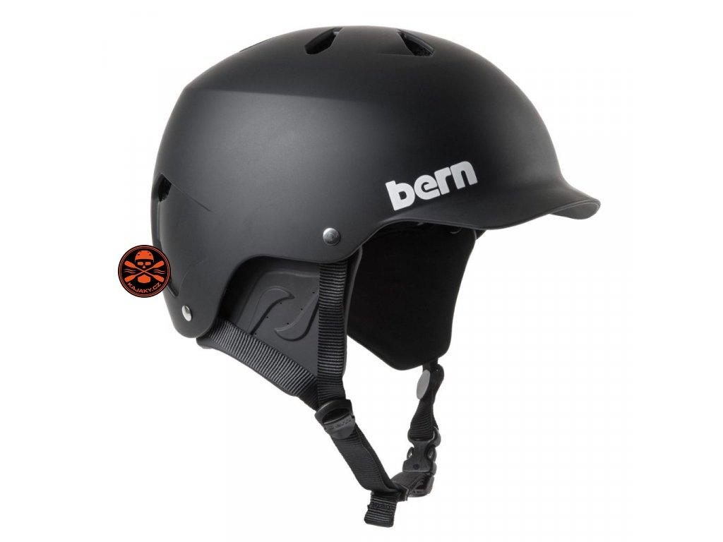 Helma Bern WATTS H2O matte black
