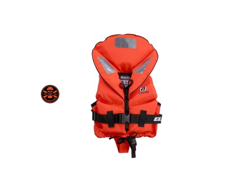 Dětská vesta Baltic Pro Sailor 100N 30-40kg