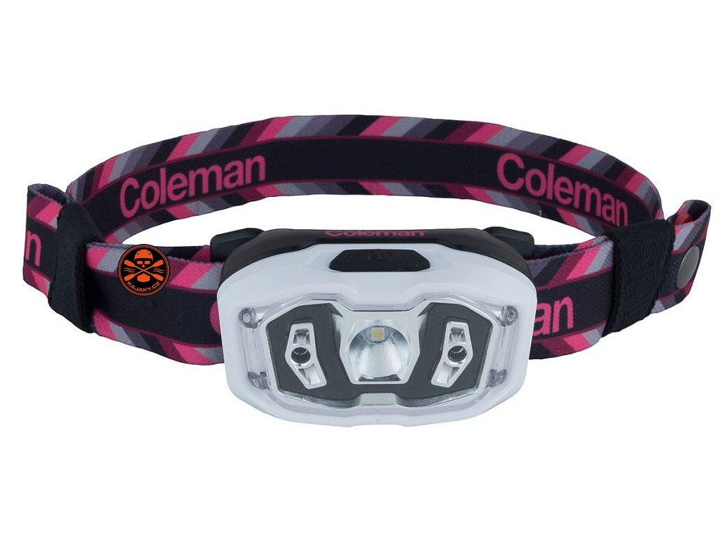 Čelovka Coleman CHT+80 Berry