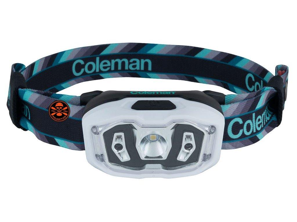 Čelovka Coleman CHT+80 Teal