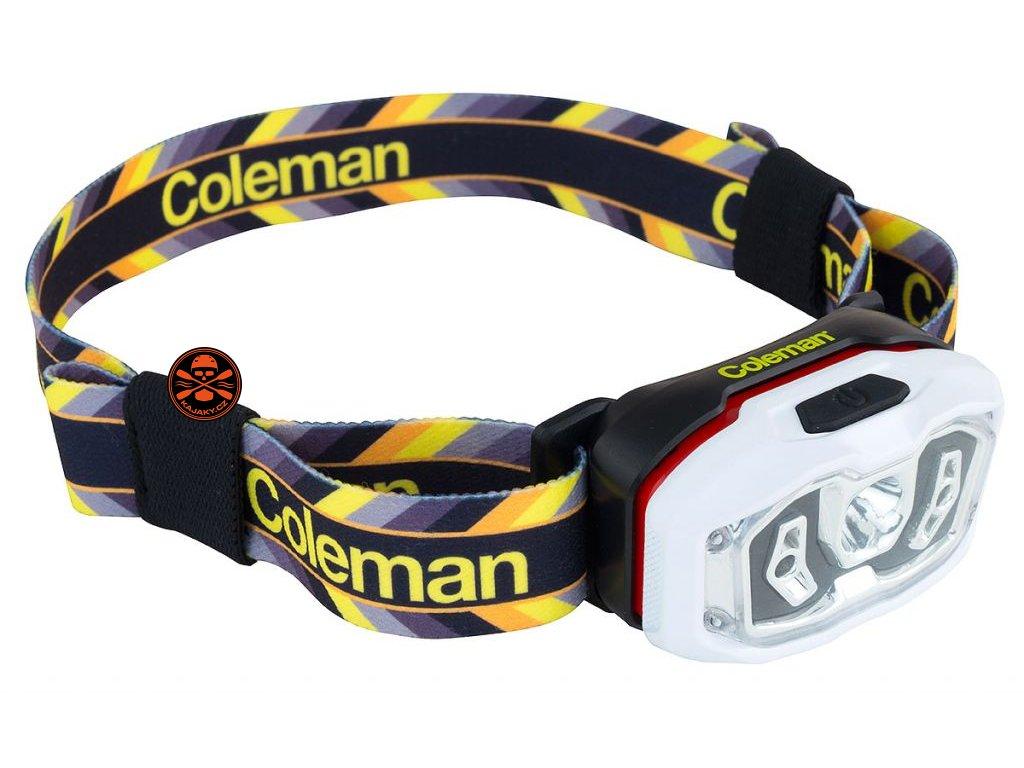 Čelovka Coleman CHT+100 Lemon