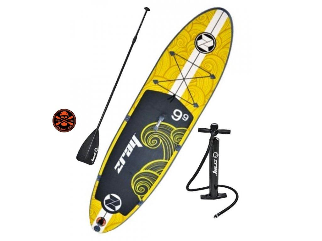 SUP/ paddleboard nafukovací ZRAY Allround X1 9,9-30
