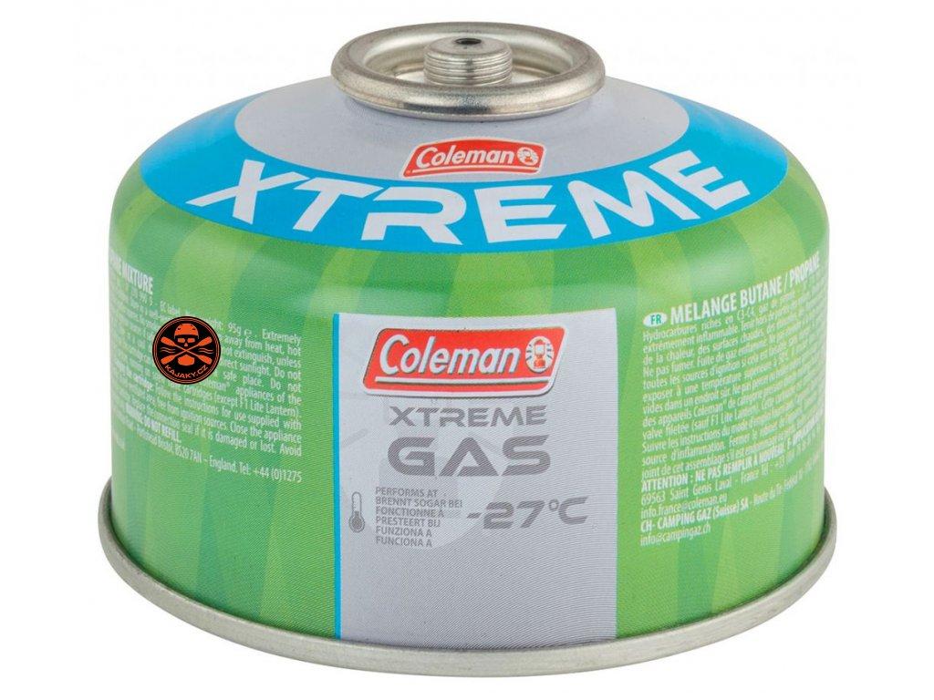 Kartuše Coleman C 100 Extreme