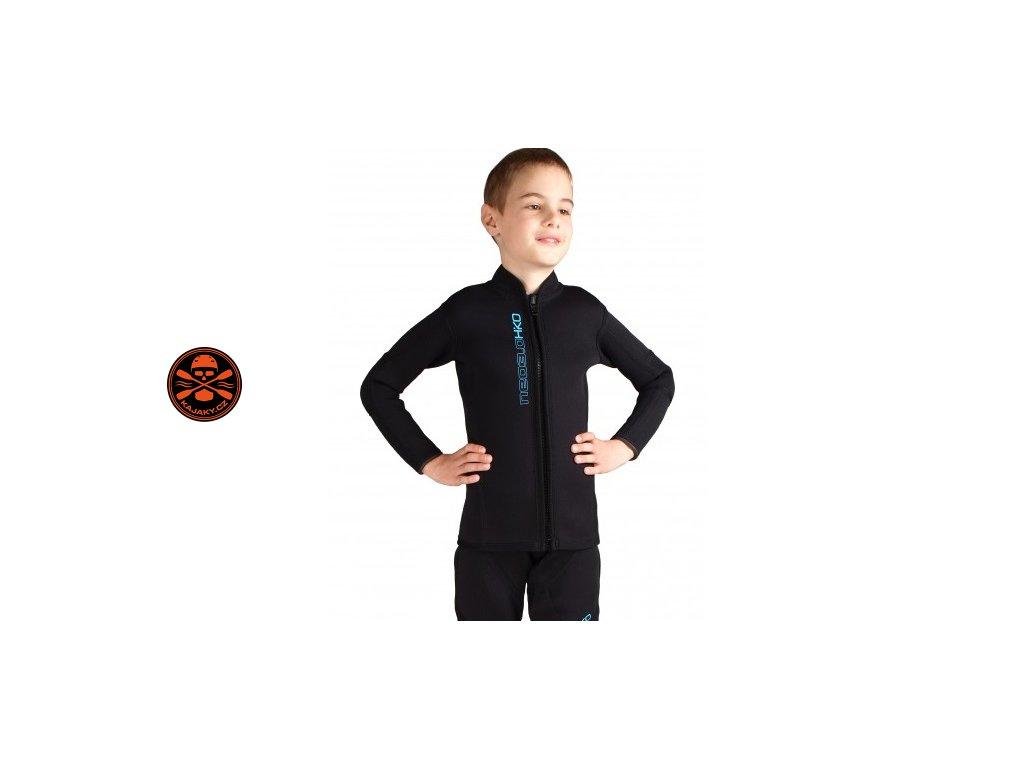 Dětská neoprenová bunda Hiko Bolero JUNIOR