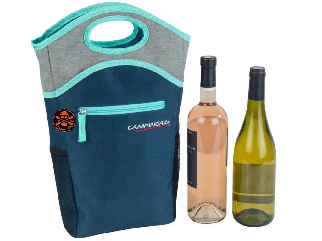 Chladící taška Campingaz  SAND na 2 lahve vína