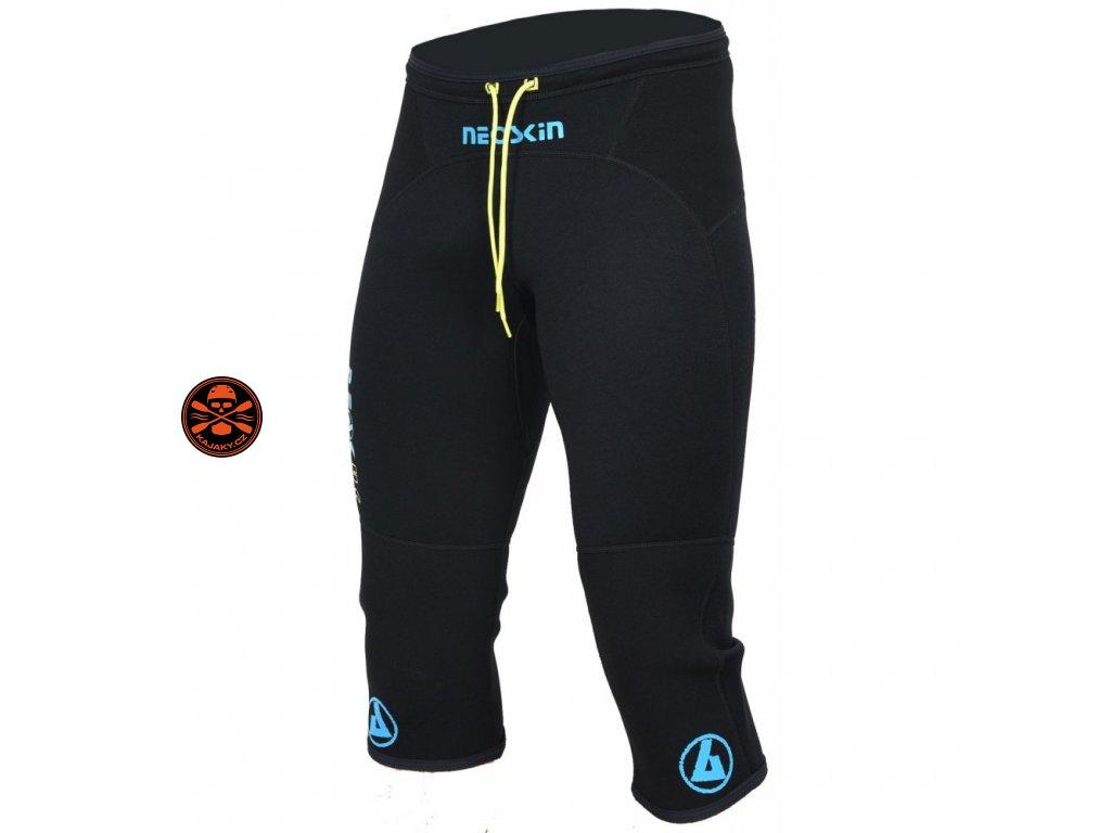 Neoprenové 3/4 kalhoty PEAK UK Neoskin 2019