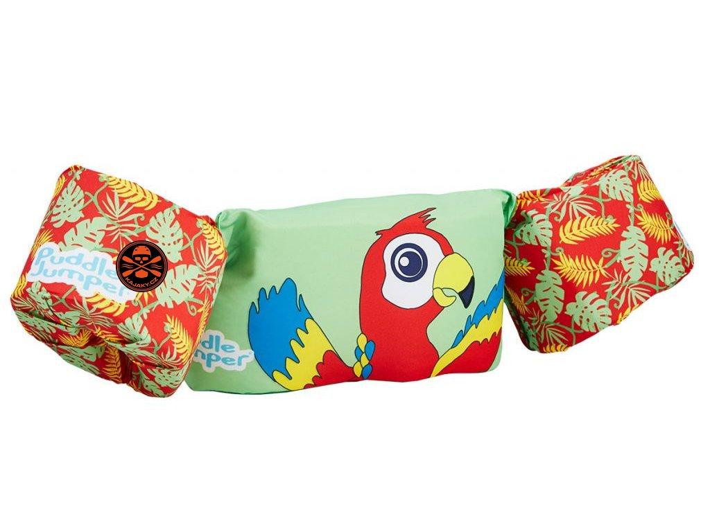 Dětský plavací top  Sevylor PLAVÁČEK papoušek