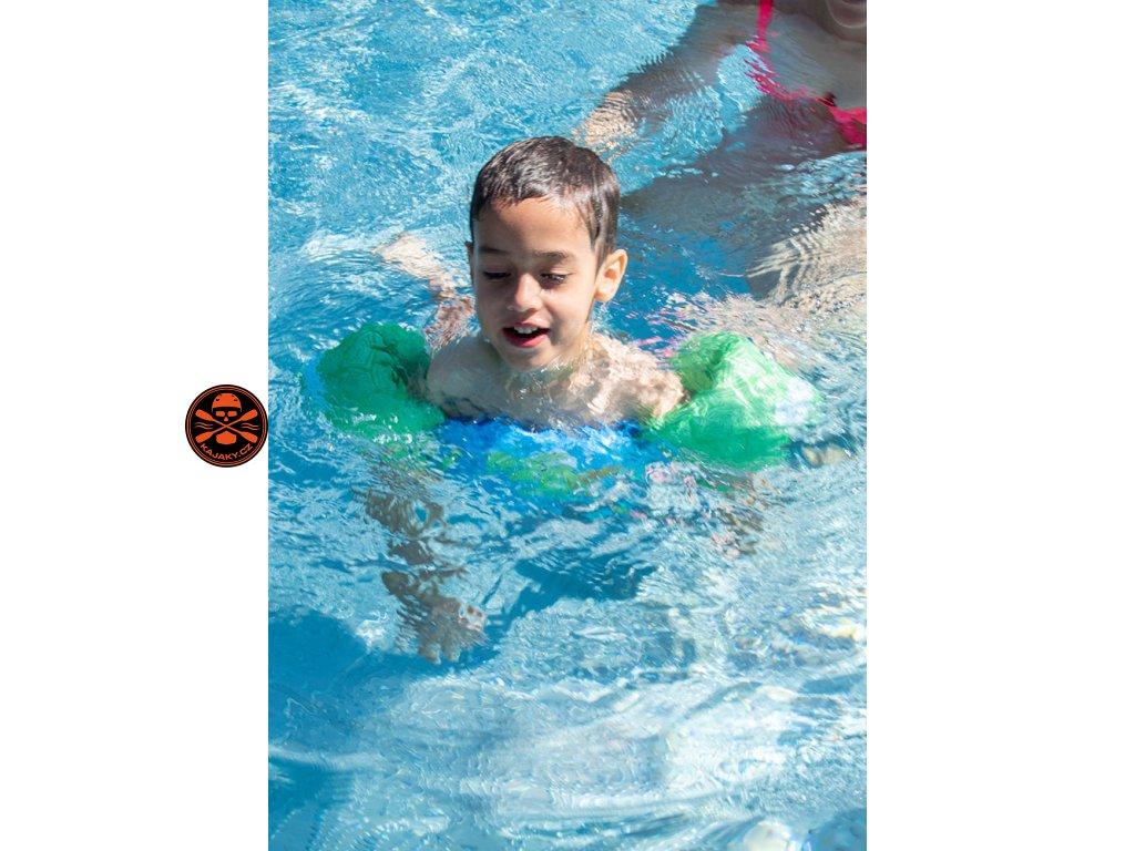 Dětský plavací top  Sevylor PLAVÁČEK želva