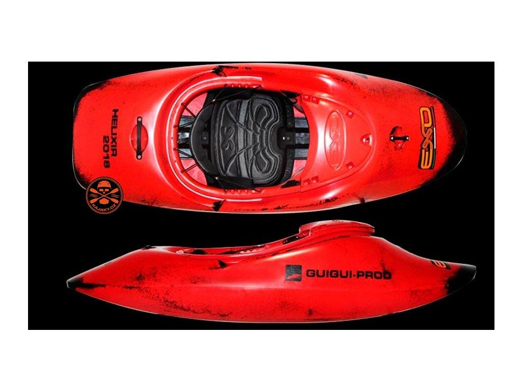 helixir rossa nera 1300