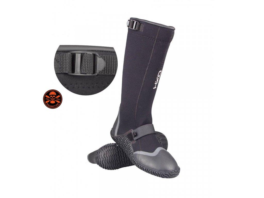 Neoprenové boty Hiko WADE X Dry