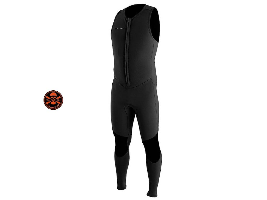 neopren o neill reactor ii 2mm fz sleeveless black black