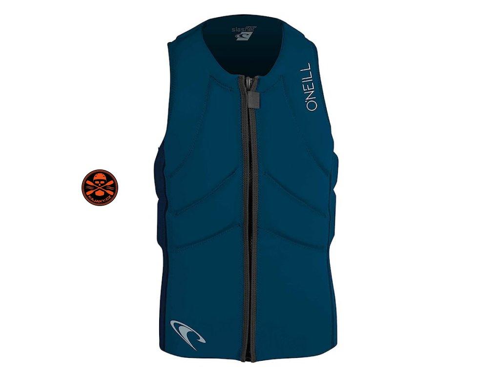 vesta o neill slasher kite vest ultra blue abyss