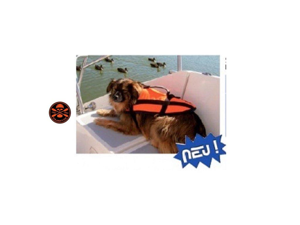 Plovací vesta pro psa