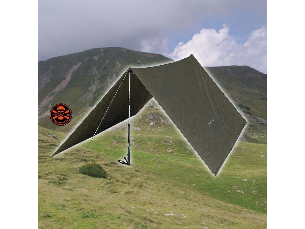 Přístřešek Quechua TARP