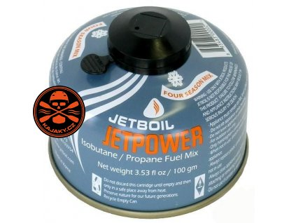 Kartuše Jetboil JetPower Fuel 100g