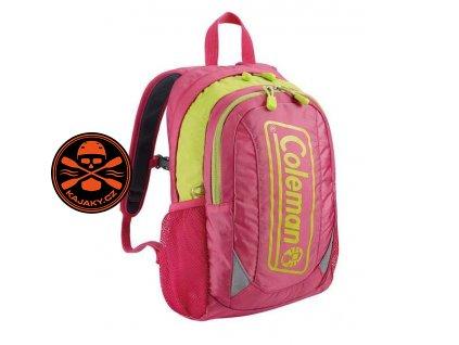 Dětský batoh Coleman BLOOM  - Pink