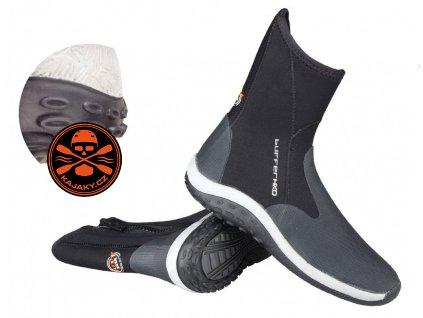 Neoprenové boty Hiko BUFFER