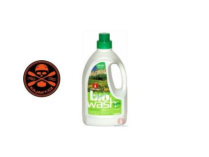 Biowash prací gel přírodní,1500ml
