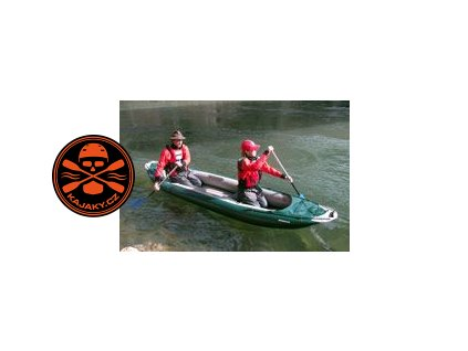 Nafukovací kanoe Gumotex PÁLAVA
