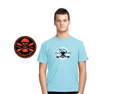 Triko UAX ESKIMOROLL pastel blue