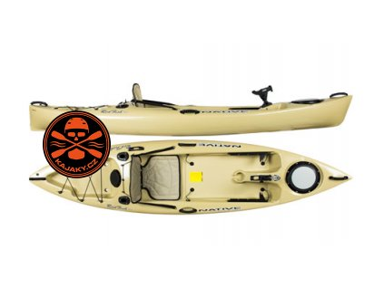 Native Redfish 10 Fishing Kayak