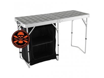 Rozkládací stolek Coleman Storage 2 v 1