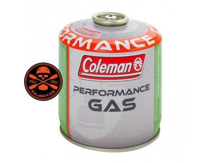 Kartuše Coleman C 500 Performance