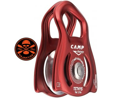 Kladka Camp TETHYS
