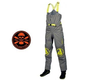 Vodácké kalhoty PEAK UK Explorer Salopette