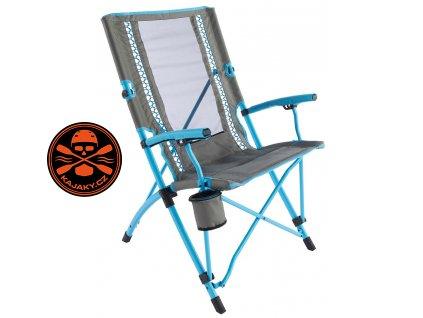 Křeslo Coleman BUNGEE Chair Blue