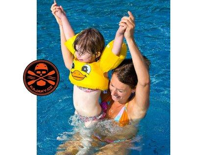 Dětský plavací top  Sevylor PLAVÁČEK kachna