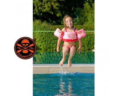 Dětský plavací top  Sevylor PLAVÁČEK víla