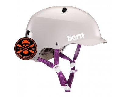 Helma Bern LENOX H20 satin Purple Haze
