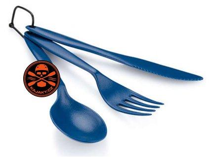 Příbor GSI Outdoors Tekk Cutlery Set