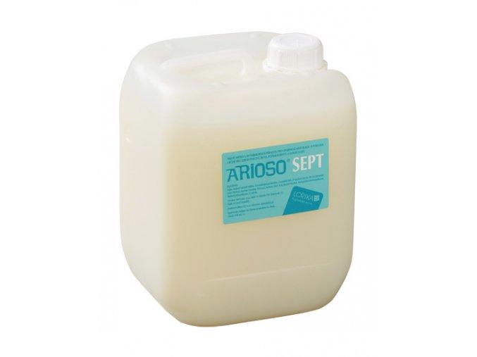 Mýdlo dezinfekční Arioso sept 5000 ml