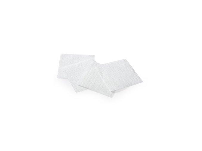 Tampony odličovací 2v1 s obsahem čistícího mléka/ 50 ks