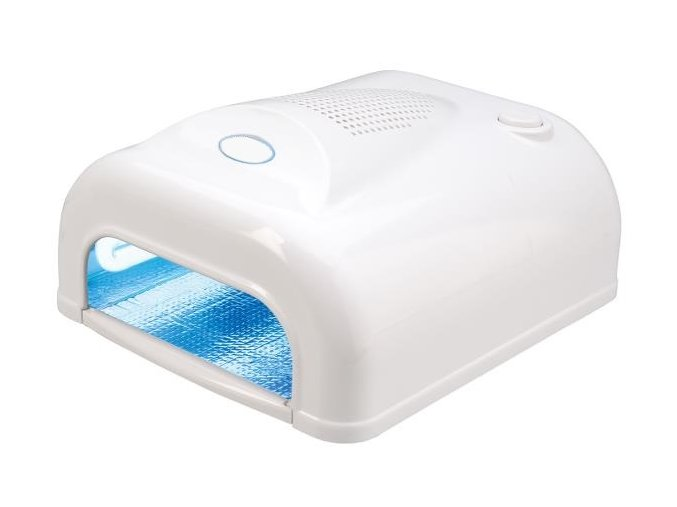 UV lampa na nehty s ventilátorem