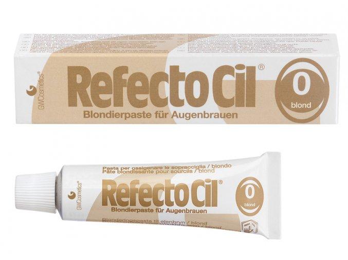 RefectoCil Zesvětlovací pasta 0 blond