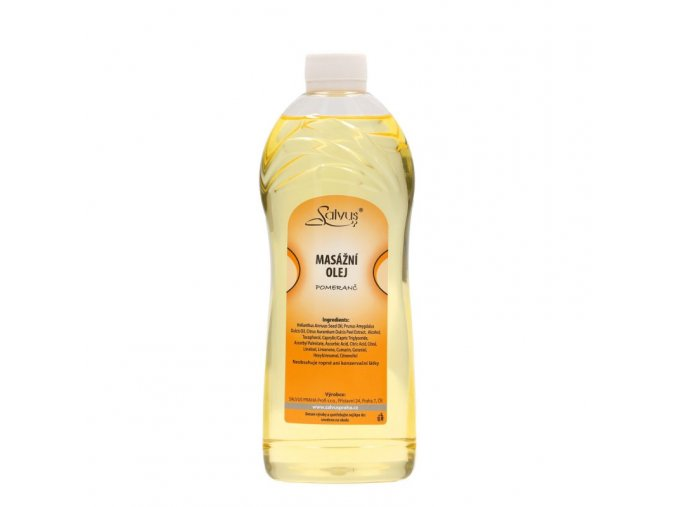 SA052 oil pomeranc 500ml