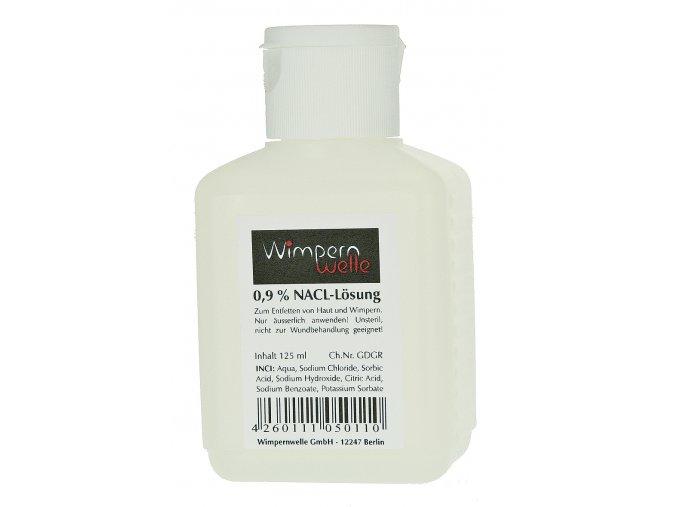 Wimpernwelle Fyziologický solný roztok NaCl/ 125 ml